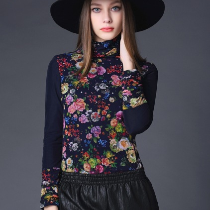 2016-Spring-Fashion-Shirt-Velvet-Thickened-Coat-Camisetas-Mujer-Sexy-Big-Size-Blouses-Peplum-Blusa-De