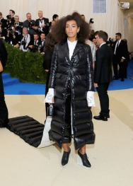 Solange Knowles en Thom Browne